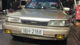 Camrry 1987 đăng ký 1995