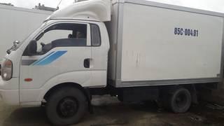 Bán xe tải kia bongo III thùng dông lạnh 1.4 tấn