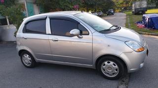 Cần bán Matiz van 2009   xe nhập, một chủ từ mới