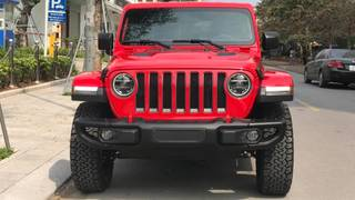 Bán Xe Jeep Wrangler Unlimited Rubicon