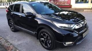Bán Honda Crv L 2018 tự động full màu đen bảng cao nhất. Xe gia đình đập thùng,...