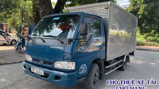 Cho thuê xe tải chở hàng chất lượng tại Hà Đông, Hà Nội