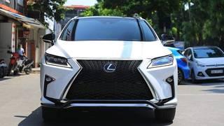 Bán Lexus Rx350 F sport 2019, Xe nhập khẩu Mỹ, mới 100, xe giao ngay, giá bán buôn...