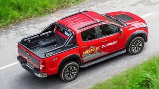 Xe Bán Tải Chevrolet Colorado AT, số tự động, 2.5L, đời 2019, nhập khẩu