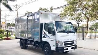 Xe tải MITSUBISHI FUSO CANTER 4.9/6.5 tải 2.3/3.4 tấn. Thương hiệu đến từ nhật bản. Vạn người mê....