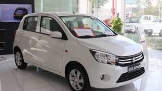 Bán Suzuki Celerio nhập thái giá tốt