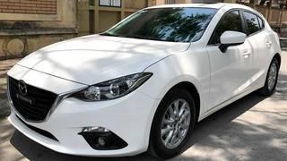 Cho Thuê Xe Hợp Đồng Dài Hạn   Mazda Đời 2018