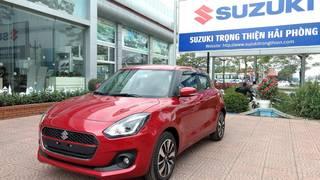 Cần bán Suzuki Swift, nhập khẩu thái lan, màu đỏ, giá chỉ từ 524 triệu.