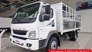 Xe tải Nhật Bản Mitsubishi   Fuso Canter 5 tấn   8 tấn   Đại...