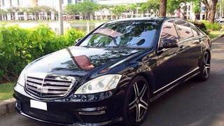Bán Mercedes Benz S500 2005 full option,
