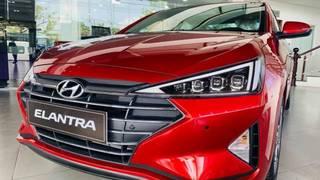 Xe Hyundai Elantra 2019 Khuyễn Mãi 20 triệu TM Xe Sẵn Nhận Ngay