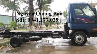 Hyundai N250Sl thùng bạt dài 4,3m