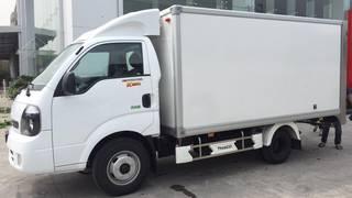 Bán xe tải thaco kia k250 đông lạnh tại hải phòng