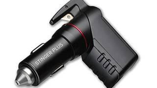 Bộ Sạc xe hơi kèm thiết bị thoát hiểm Ztylus Stinger Plus USB Emergency Escape EDC Tool