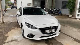 Mada 3  sedan đăng ký 12/2016 màu trắng xe cực đẹp