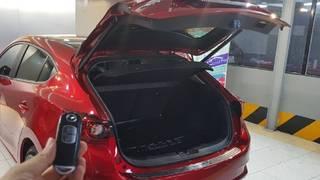 Cốp điện tự động cho dòng xe Mazda 3