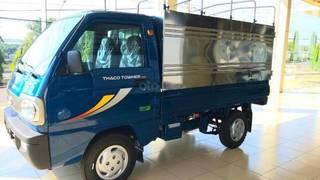 Bán xe tải Towner 800 mui bạt new 2019 động cơ công nghệ Suzuki