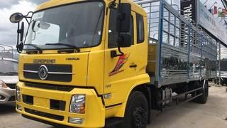 Xe tải DongFeng B180 thùng dài 9m5. Gía bán xe tải DongFeng B180 Hoàng Huy nhập khẩu 2019...