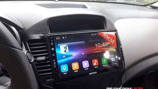 DVD Android theo xe Nissan NAVARA EL 2018   Zestech Sim4G