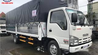 Xe tai Isuzu Vĩnh Phát 1.9 tấn   thùng dài 6m2 giá thanh lý