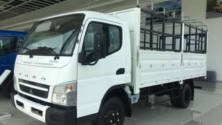 Xe tải fuso canter 4.99 tại hải phòng
