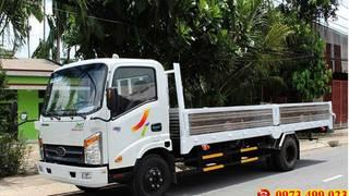 Xe tải Veam 1t9 VT260 1 thùng dài 6m