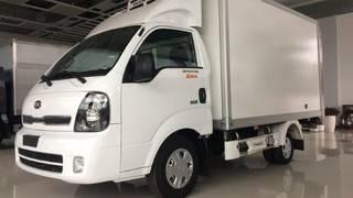 Xe tải 1,49 tấn  Thaco Kia đông lạnh