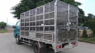 Xe tải chở gia cầm Thaco Kia K250 trọng tải 2,2 tấn