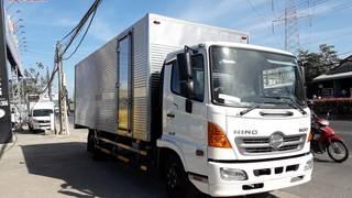 Xe tải HINO 6.5 Tấn seri 500   Hino FC thùng 6M7