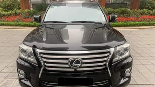 Bán Lexus LX570 2012 model 2013 1 chủ từ đầu