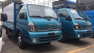 Xe tải Thaco Kia 250 mui bạt Euro 4 thùng dài 3,5m