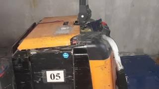 Bán và cho thuê xe nâng điện BT  đã qua sử dụng