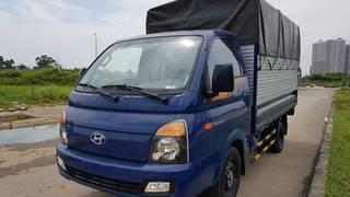 Xe tải hyundai h150 porter 1.5 thùng bạt