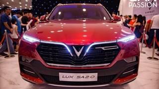 Chuyên bán xe Vinfast Lux A, Lux SA Khuyến mại lớn.có xe giao ngay