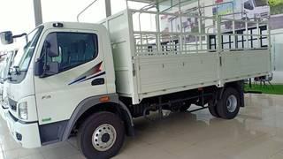 Xe tải FUSO tại Hải Phòng