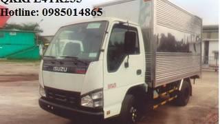 Phân phối xe tải ISUZU  2,4 tấn  Hưng Yên, Hỗ trợ đăng ký đăng kiểm