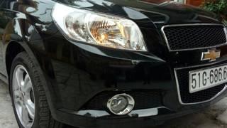Cho thuê xe tự lái Chevolet Aveo 2018 tự động