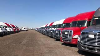 Xe Đầu Kéo Freightliner Cascadia Model 2018 nhập khẩu 2020