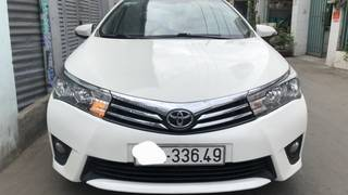 Xe Toyota Corolla altis 1.8G AT 2015