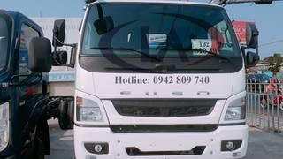 Xe tải fuso FA 140 5,7 TẤN