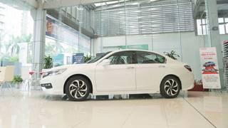 Honda ôtô Hải Phòng: Đại lý