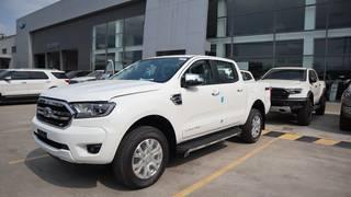Ford Ranger limted 2019 trắng