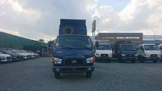 Xe ben Hyundai 6 tấn 4m3 giao ngay
