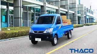 Thaco Towner tải trọng 990KG khuyến mại 100 phí trước bạ