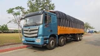 Xe tải 4 chân Thaco Auman C300 tải trọng 16.8 tấn tại Hải Phòng