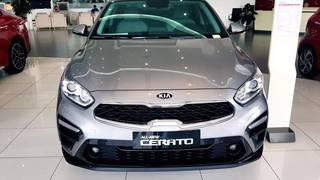 KIA CERATO 2020 trả trước 150 triệu nhận xe ngay