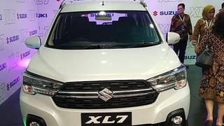 Bán xe Suzuki XL7 xe nhập 7 chỗ mới về