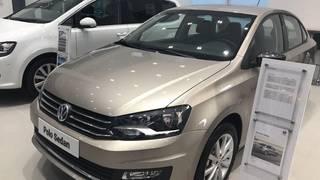 Volkswagen Polo Sedan nhập khẩu giảm giá cực  sốc  kèm P/K lên đến 80tr, nhận xe...
