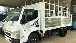 Xe tải Fuso Canter4.99 Thùng mui bạt