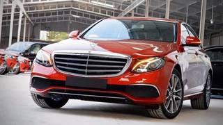 Mercedes E200 Exclusive   Ưu Đãi Lên Đến 140 Triệu